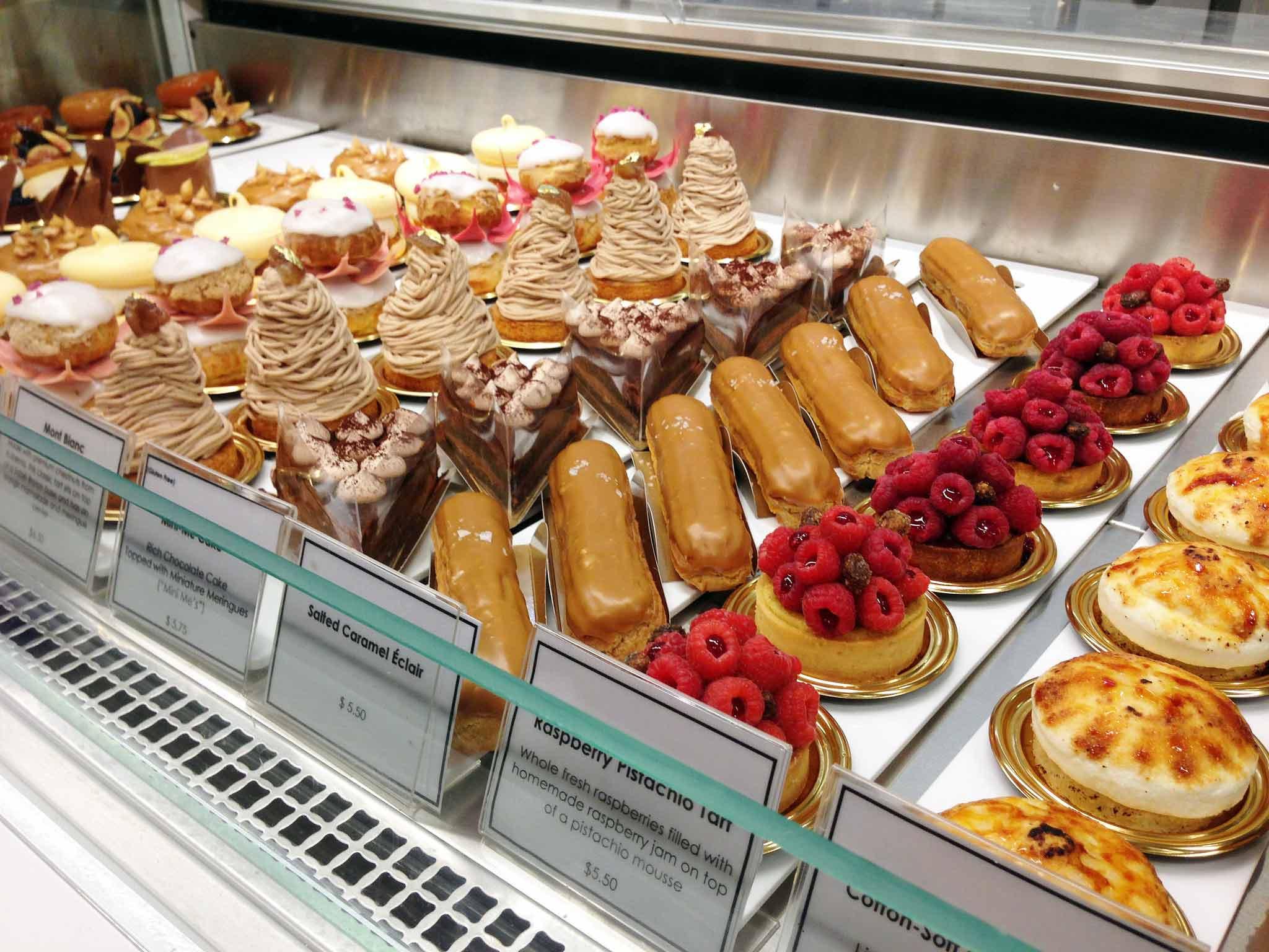 DOMINIQUE ANSEL BAKERY(